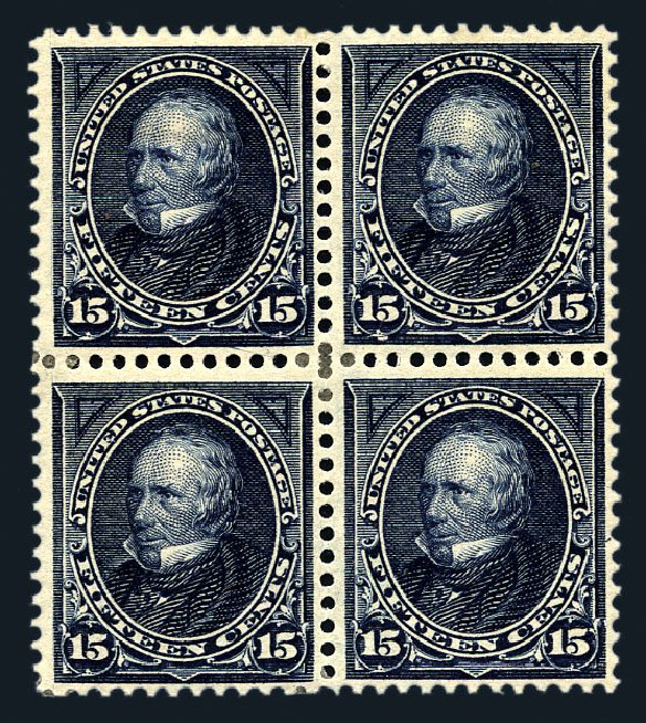 Value of US Stamps Scott Catalogue #274: 1895 15c Clay. Harmer-Schau Auction Galleries, Aug 2015, Sale 106, Lot 1685