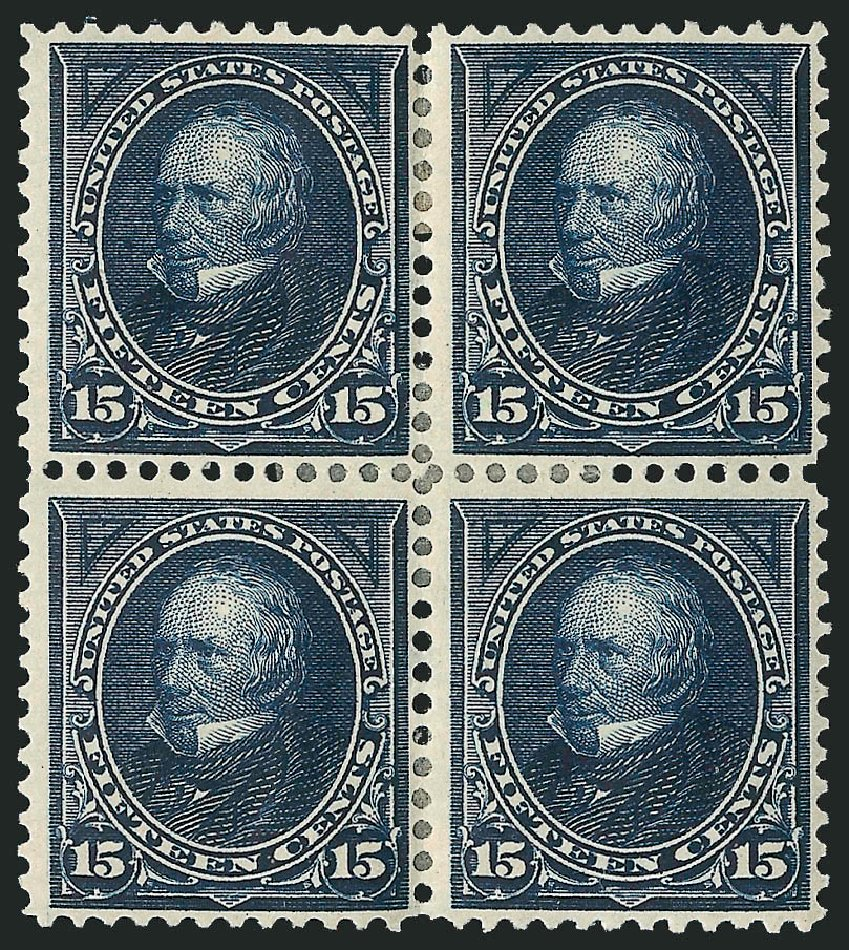 Cost of US Stamp Scott Catalogue 274: 15c 1895 Clay. Robert Siegel Auction Galleries, Apr 2015, Sale 1096, Lot 475
