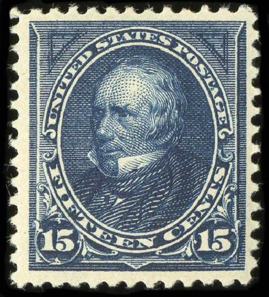 US Stamps Price Scott Catalogue #274: 15c 1895 Clay. Spink Shreves Galleries, Jul 2015, Sale 151, Lot 223