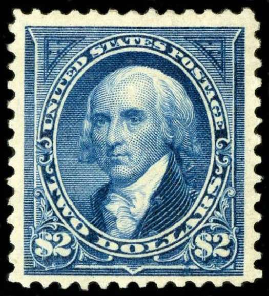 Price of US Stamps Scott # 277: 1895 US$2.00 Madison. Spink Shreves Galleries, Jul 2015, Sale 151, Lot 227