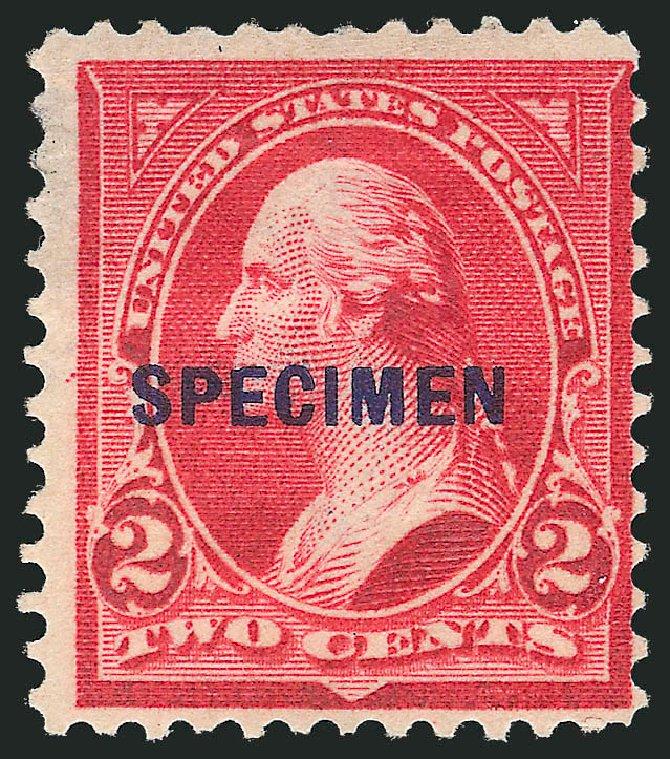 Price of US Stamp Scott # 279B: 2c 1897 Washington. Robert Siegel Auction Galleries, Nov 2013, Sale 1061, Lot 3297
