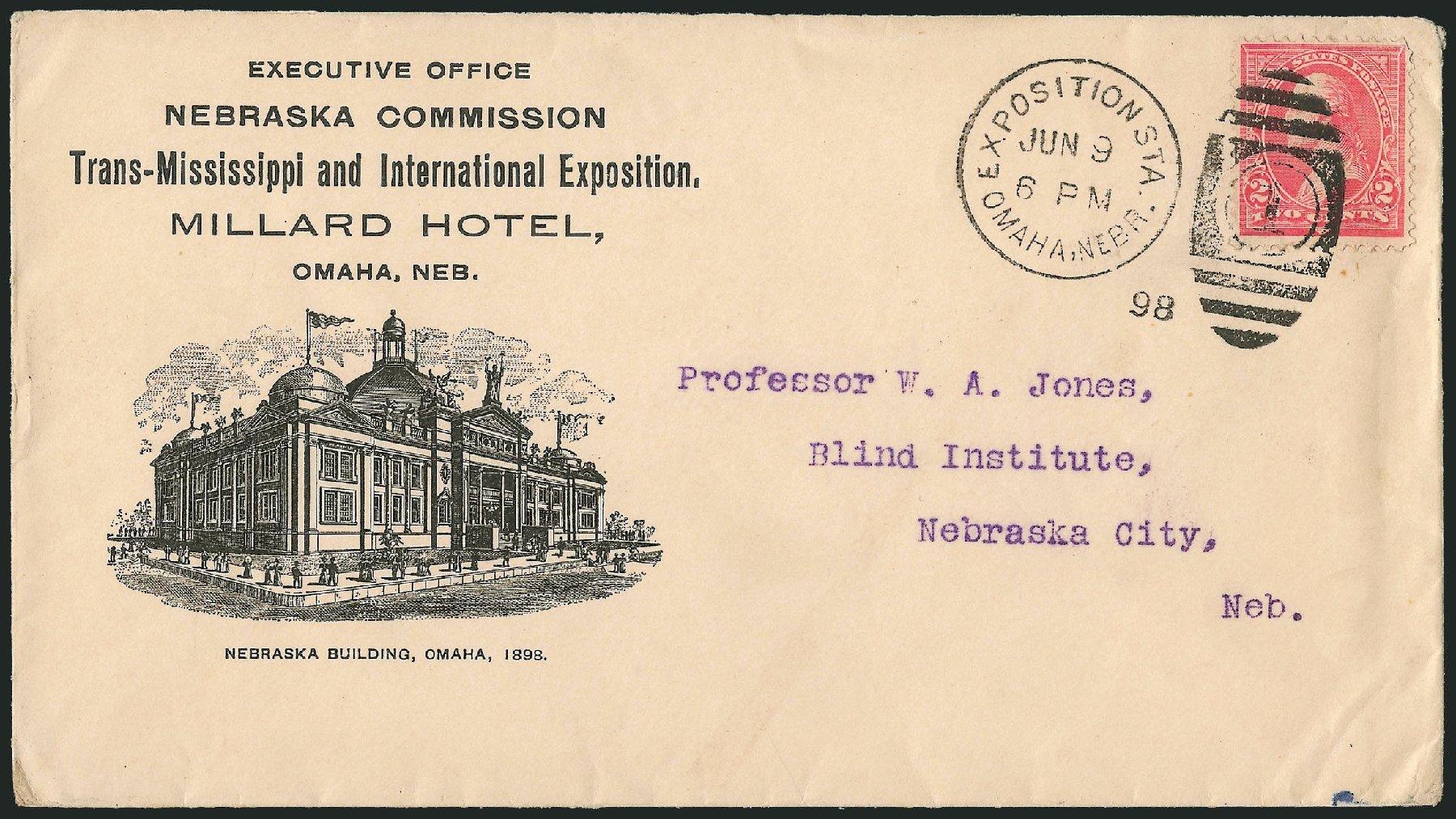 Values of US Stamps Scott # 279B - 1897 2c Washington. Robert Siegel Auction Galleries, Nov 2013, Sale 1056, Lot 368