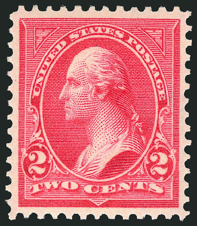 Values of US Stamps Scott 279B: 1897 2c Washington. Robert Siegel Auction Galleries, Feb 2015, Sale 1092, Lot 1219