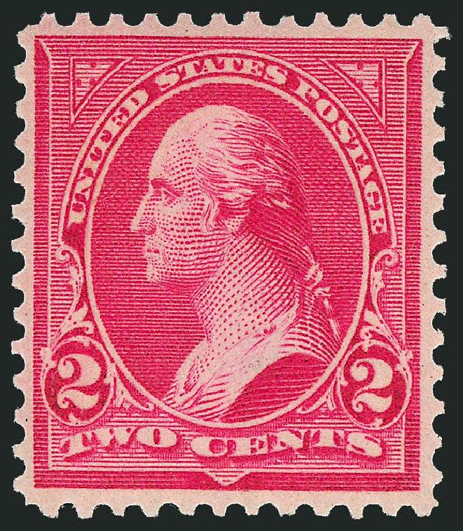 Value of US Stamps Scott Catalog # 279B - 1897 2c Washington. Robert Siegel Auction Galleries, Mar 2012, Sale 1019, Lot 610