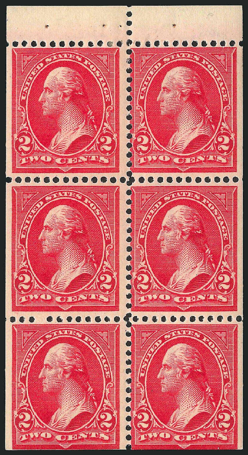 US Stamp Prices Scott # 279B - 2c 1897 Washington. Robert Siegel Auction Galleries, Mar 2012, Sale 1019, Lot 611