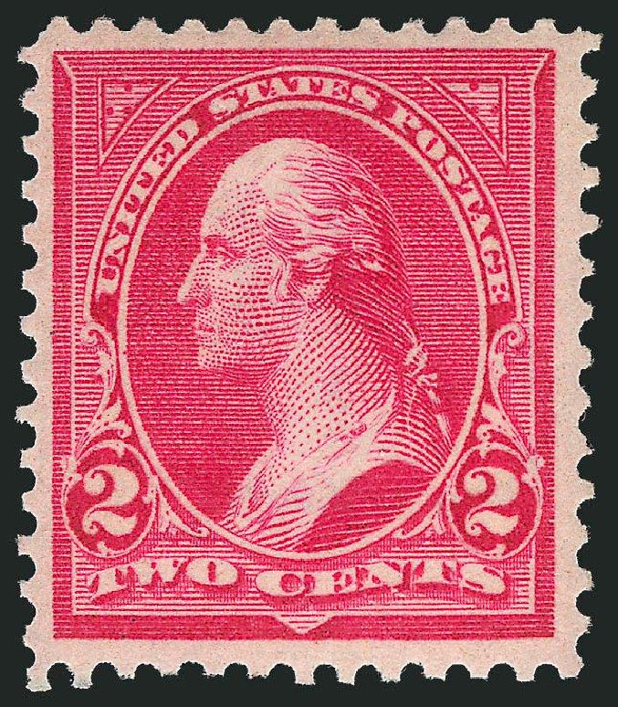 Cost of US Stamp Scott # 279B - 2c 1897 Washington. Robert Siegel Auction Galleries, Dec 2013, Sale 1062, Lot 462