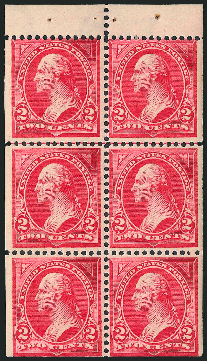 Value of US Stamps Scott Catalog #279B: 1897 2c Washington. Robert Siegel Auction Galleries, Mar 2012, Sale 1019, Lot 613