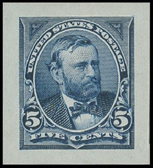 Prices of US Stamps Scott Catalog 281: 5c 1898 Grant. H.R. Harmer, Jun 2013, Sale 3003, Lot 1176