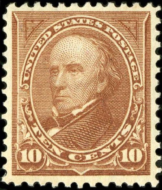 US Stamp Prices Scott Catalog # 282C: 10c 1898 Webster. Spink Shreves Galleries, Jul 2015, Sale 151, Lot 231