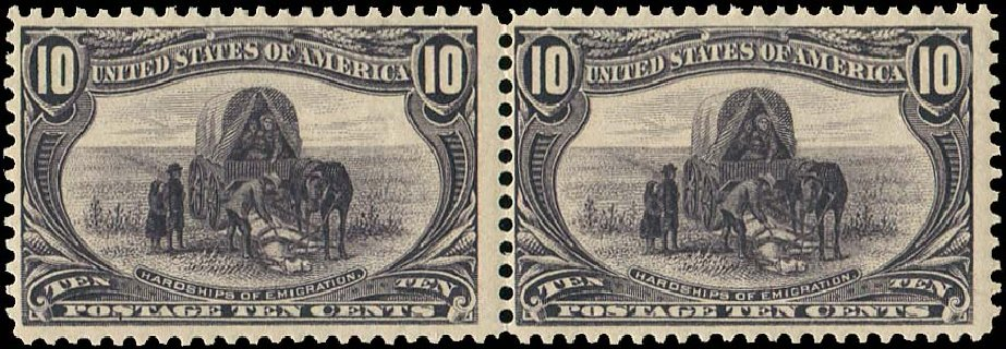 Costs of US Stamp Scott #290 - 10c 1898 Trans Mississippi Exposition. Regency-Superior, Aug 2015, Sale 112, Lot 611