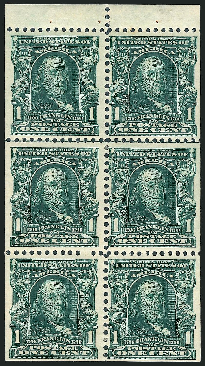 Prices of US Stamp Scott Cat. # 300: 1c 1903 Franklin. Robert Siegel Auction Galleries, Mar 2013, Sale 1040, Lot 2189