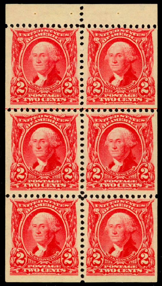 Prices of US Stamps Scott Catalogue 301: 2c 1903 Washington. Daniel Kelleher Auctions, Oct 2014, Sale 660, Lot 2304