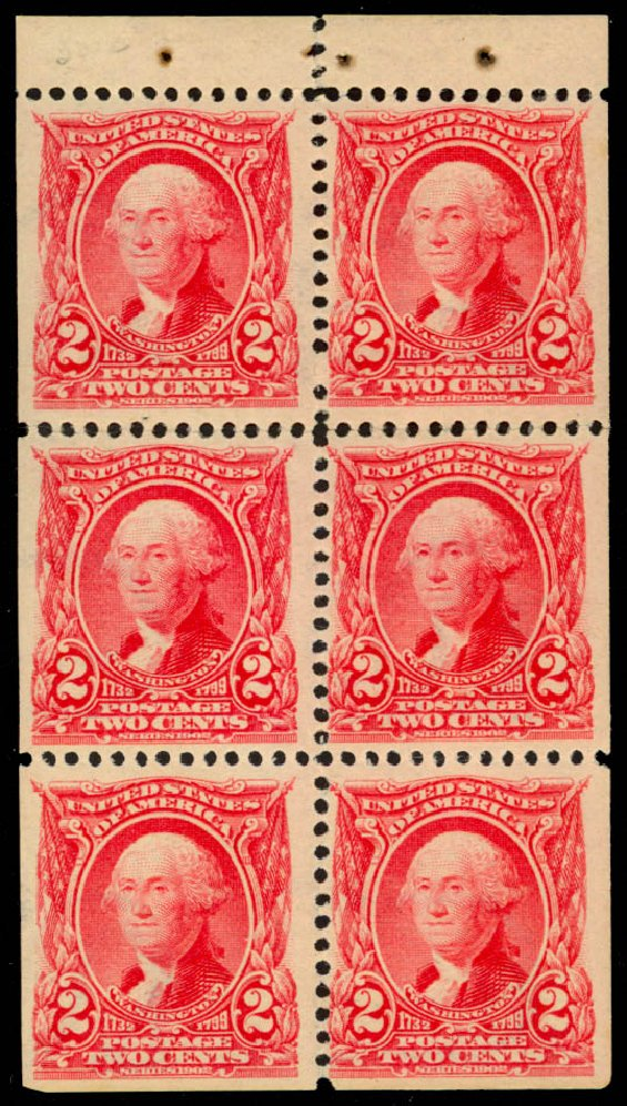 Cost of US Stamp Scott 301 - 1903 2c Washington. Daniel Kelleher Auctions, Jan 2015, Sale 663, Lot 1604