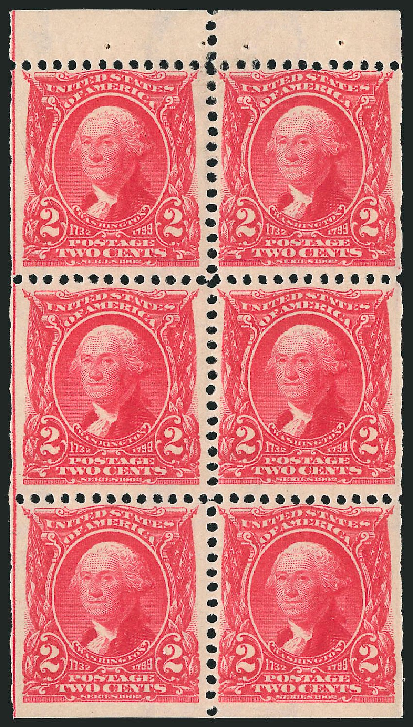 US Stamp Prices Scott Cat. 301: 2c 1903 Washington. Robert Siegel Auction Galleries, Sep 2014, Sale 1078, Lot 442