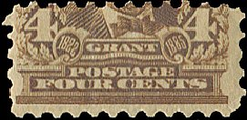 Cost of US Stamp Scott 303: 4c 1903 Grant. Regency-Superior, Aug 2015, Sale 112, Lot 1541
