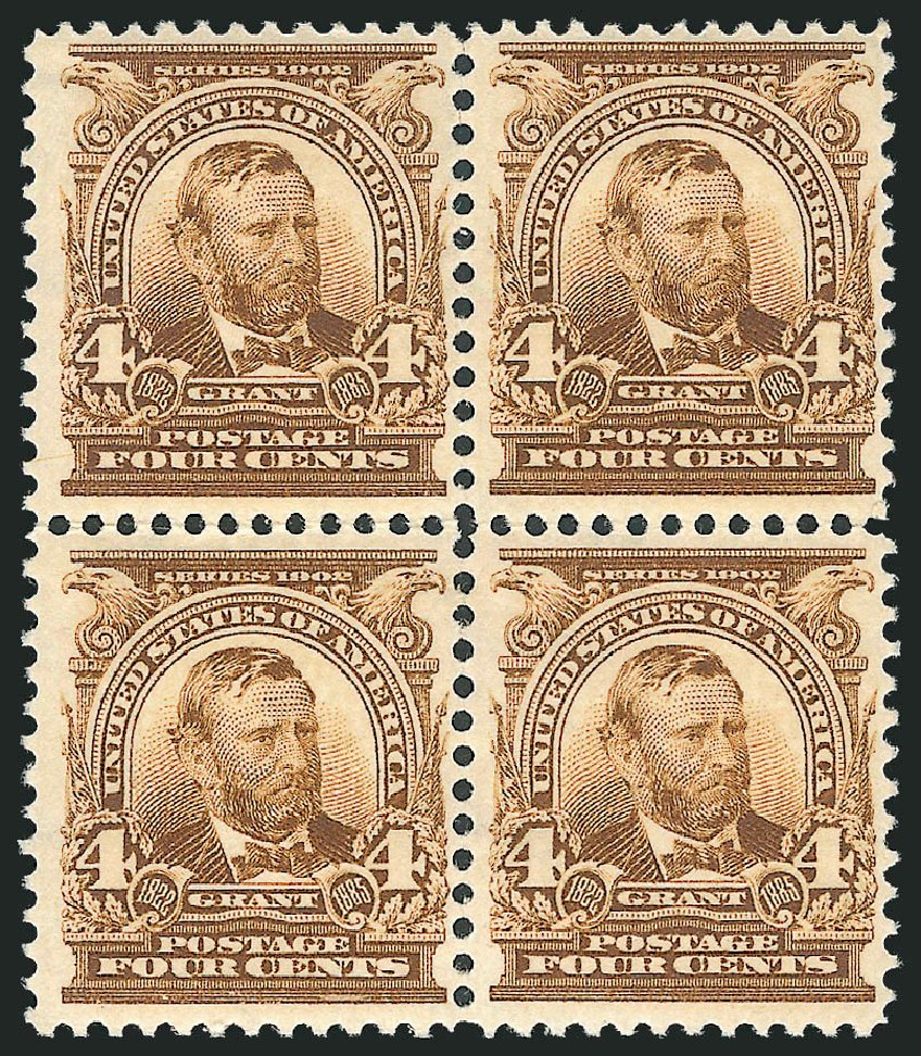 Price of US Stamp Scott Catalog 303 - 4c 1903 Grant. Robert Siegel Auction Galleries, Mar 2013, Sale 1040, Lot 1653