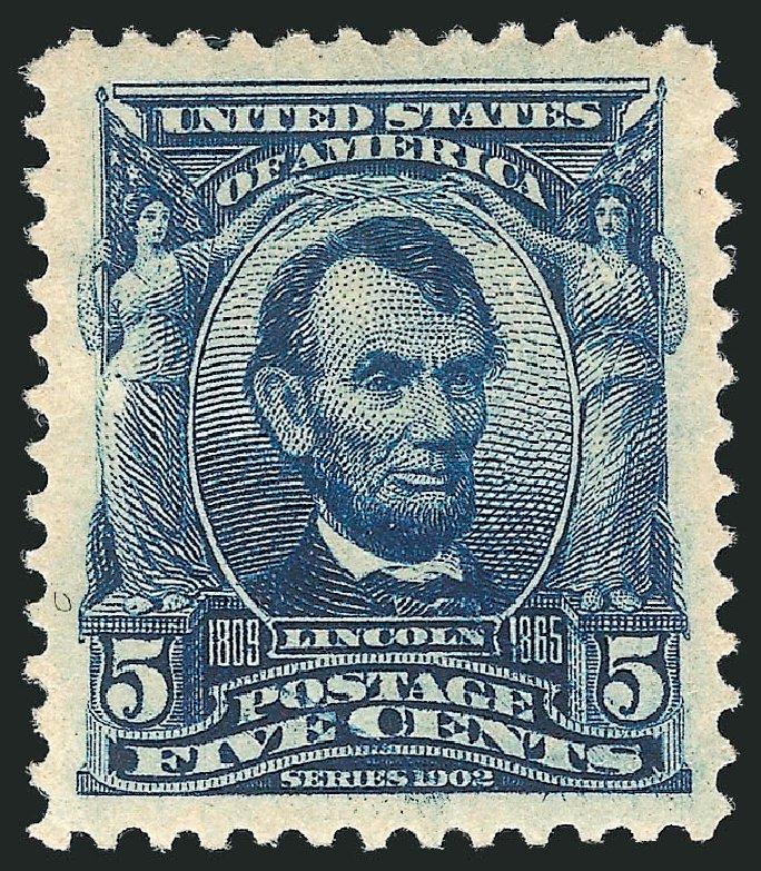 US Stamp Prices Scott 304 5c 1903 Lincoln Robert Siegel Auction Galleries Nov