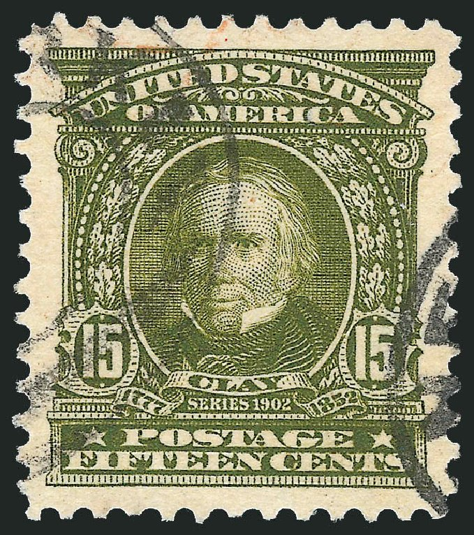 Prices of US Stamp Scott 309: 15c 1903 Henry Clay. Robert Siegel Auction Galleries, Feb 2015, Sale 1093, Lot 21