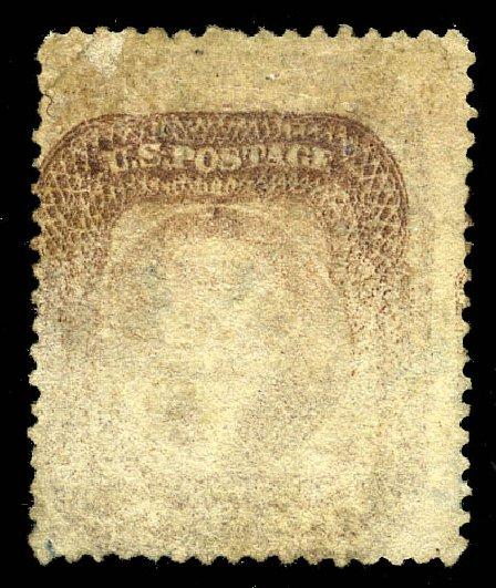 Price of US Stamp Scott Cat. #30A: 5c 1860 Jefferson. Matthew Bennett International, Feb 2015, Sale 351, Lot 52