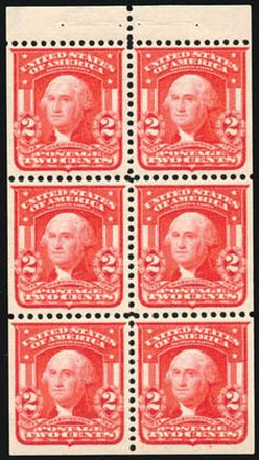 Costs of US Stamps Scott Catalog # 319: 1903 2c Washington. Schuyler J. Rumsey Philatelic Auctions, Apr 2015, Sale 60, Lot 2711