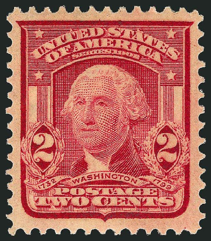 Prices Of US Stamp Scott Catalogue 319 1903 2c Washington Robert Siegel Auction