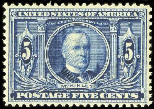 US Stamp Price Scott Catalog 326: 5c 1904 Louisiana Purchase Exposition. Spink Shreves Galleries, Jul 2015, Sale 151, Lot 258