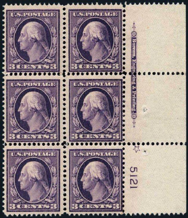 Price of US Stamp Scott Cat. #333: 3c 1908 Washington. Harmer-Schau Auction Galleries, Jan 2014, Sale 100, Lot 567