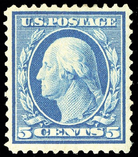 Values Of US Stamps Scott Cat 361
