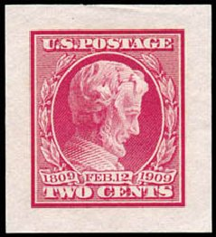 Price of US Stamps Scott Catalog 367 - 1909 2c Lincoln. Schuyler J. Rumsey Philatelic Auctions, Apr 2015, Sale 60, Lot 2357