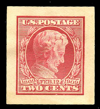Prices of US Stamps Scott Cat. 367 - 2c 1909 Lincoln. Matthew Bennett International, May 2015, Sale 352, Lot 81