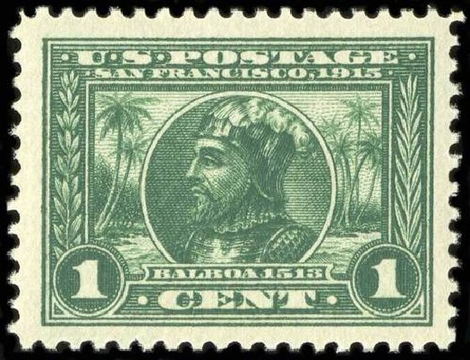 Values of US Stamp Scott 397: 1913 1c Panama-Pacific Exposition. Spink Shreves Galleries, Jul 2015, Sale 151, Lot 284