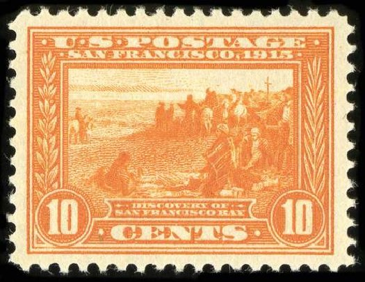 Prices of US Stamp Scott Catalog #400A - 10c 1913 Panama-Pacific Exposition. Spink Shreves Galleries, Jul 2015, Sale 151, Lot 288