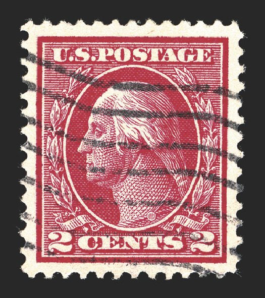 Price of US Stamps Scott Catalog #406: 1912 2c Washington Perf 12. Spink Shreves Galleries, Mar 2013, Sale 142, Lot 354