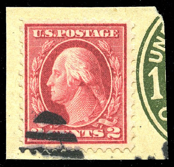Price of US Stamp Scott Catalogue #423B - 2c 1915 Washington 12x10. Matthew Bennett International, Feb 2015, Sale 351, Lot 185