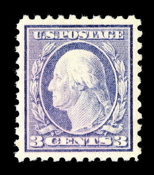 Values of US Stamps Scott #426: 3c 1914 Washington Perf 10. Spink Shreves Galleries, May 2014, Sale 148, Lot 303