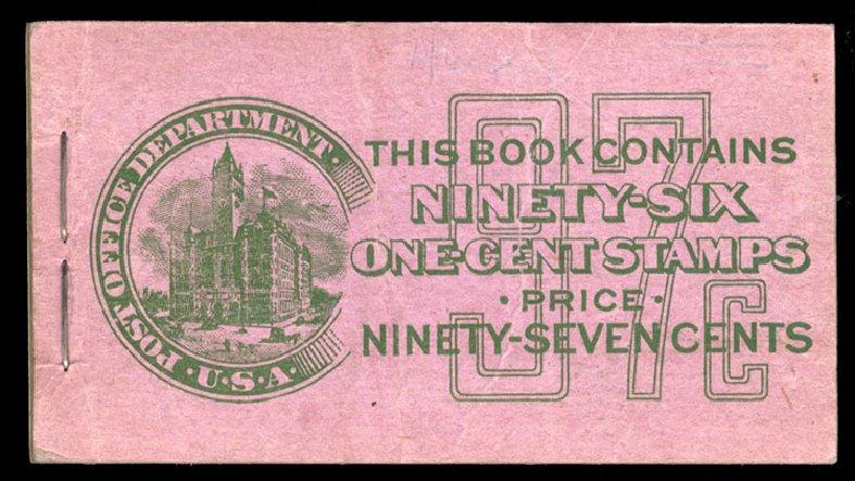 US Stamps Price Scott Catalogue # 462: 1916 1c Washington Perf 10. Cherrystone Auctions, Jun 2014, Sale 201406, Lot 91