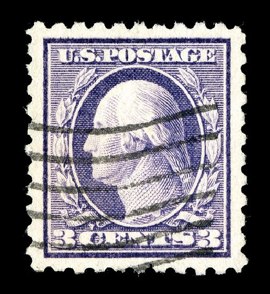 Prices of US Stamp Scott Catalogue # 464 - 1916 3c Washington Perf 10. Spink Shreves Galleries, May 2014, Sale 148, Lot 318