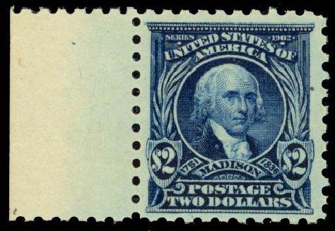 Cost of US Stamp Scott Catalogue # 479: US$2.00 1917 Madison Perf 10. Daniel Kelleher Auctions, Oct 2014, Sale 660, Lot 2388