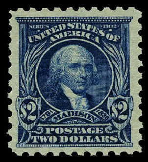 US Stamp Value Scott Catalog # 479: US$2.00 1917 Madison Perf 10. Daniel Kelleher Auctions, May 2015, Sale 669, Lot 3068
