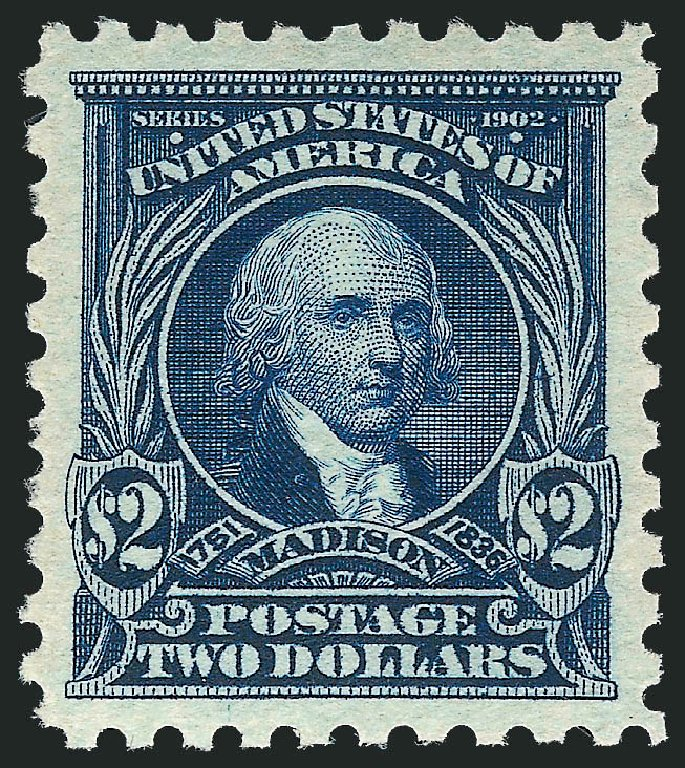 Cost of US Stamp Scott Cat. # 479 - US$2.00 1917 Madison Perf 10. Robert Siegel Auction Galleries, Mar 2014, Sale 1067, Lot 1568