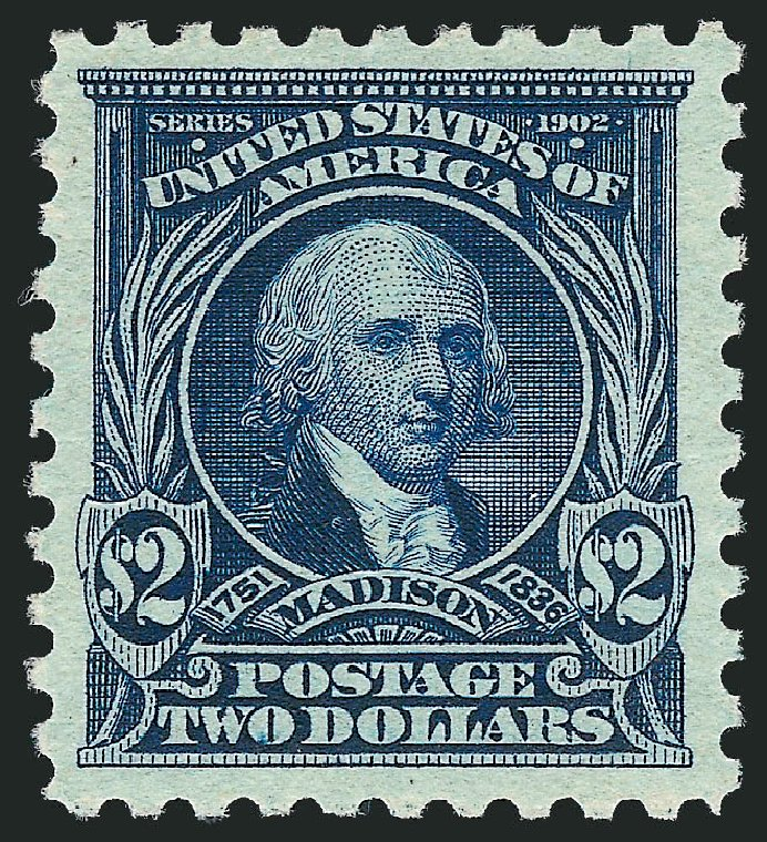 Costs of US Stamp Scott Catalog #479 - 1917 US$2.00 Madison Perf 10. Robert Siegel Auction Galleries, Nov 2013, Sale 1061, Lot 3959