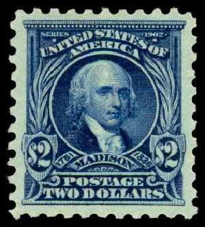Value of US Stamps Scott #479 - US$2.00 1917 Madison Perf 10. Daniel Kelleher Auctions, May 2015, Sale 669, Lot 3071