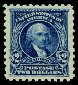 US Stamp Prices Scott Cat. # 479: US$2.00 1917 Madison Perf 10. Daniel Kelleher Auctions, Jan 2015, Sale 663, Lot 1832