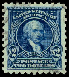 Values of US Stamp Scott 479 - 1917 US$2.00 Madison Perf 10. Daniel Kelleher Auctions, May 2015, Sale 669, Lot 3073