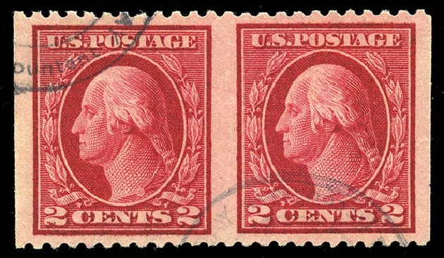 Value of US Stamp Scott # 499 - 2c 1917 Washington Perf 11. Matthew Bennett International, Feb 2015, Sale 351, Lot 201