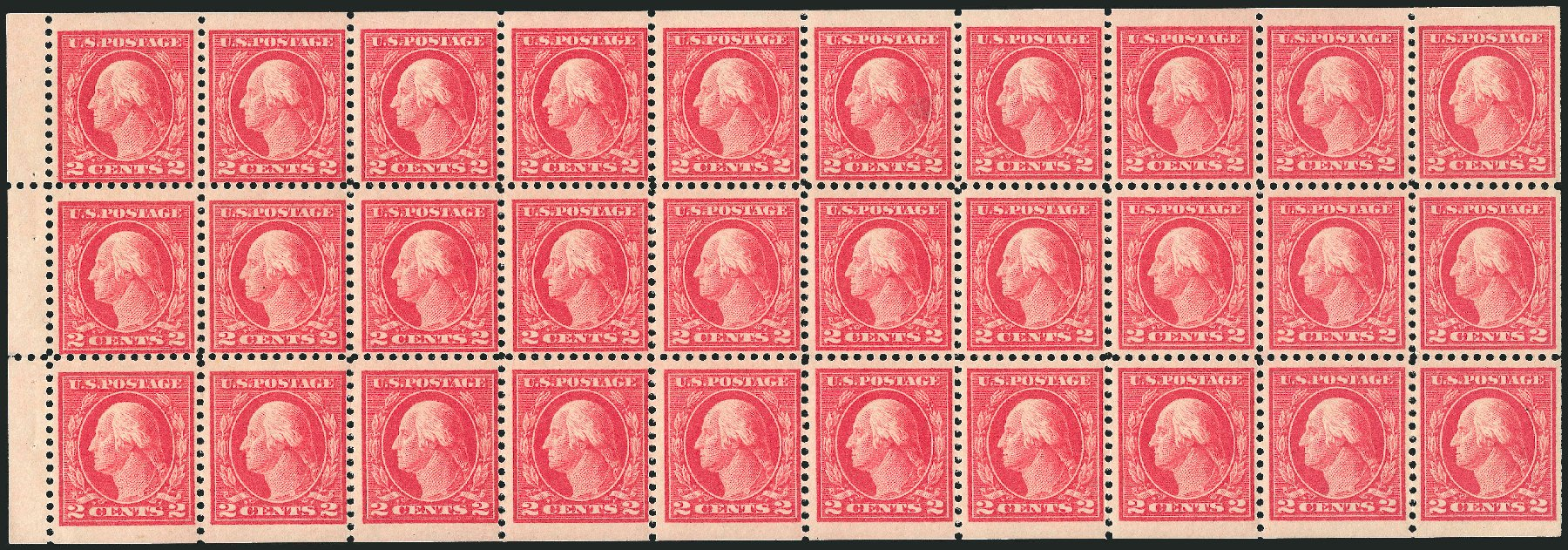 Prices of US Stamp Scott # 499: 1917 2c Washington Perf 11. Robert Siegel Auction Galleries, Feb 2015, Sale 1093, Lot 441