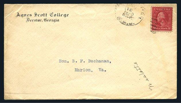 Price of US Stamps Scott Cat. # 500: 1919 2c Washington Perf 11. Harmer-Schau Auction Galleries, Aug 2015, Sale 106, Lot 1851