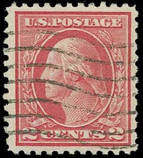 Price of US Stamps Scott Catalog 500 - 2c 1919 Washington Perf 11. H.R. Harmer, Jun 2015, Sale 3007, Lot 3345