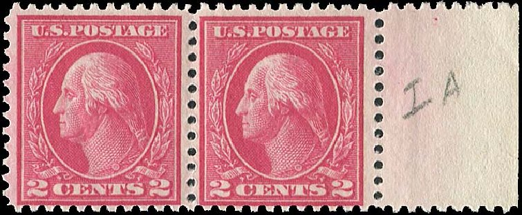 Price of US Stamp Scott # 500 - 2c 1919 Washington Perf 11. Regency-Superior, Aug 2015, Sale 112, Lot 903