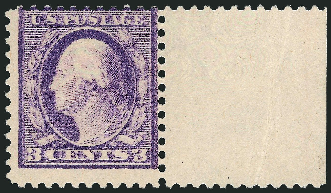 Costs of US Stamps Scott Catalogue #501: 3c 1917 Washington Perf 11. Robert Siegel Auction Galleries, Dec 2014, Sale 1090, Lot 1550
